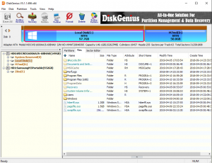 DiskGenius Professional with Crack Free Download Latest 2020