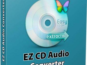 EZ CD Audio Converter Pro 9.1.5.1 Crack + Serial Key 2020 Free