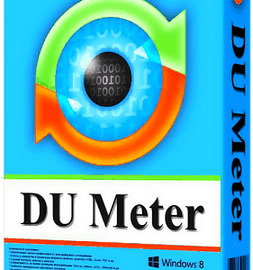 DU Meter Crack 7.30 Build 4769 & Serial Keygen Free Latest 2020
