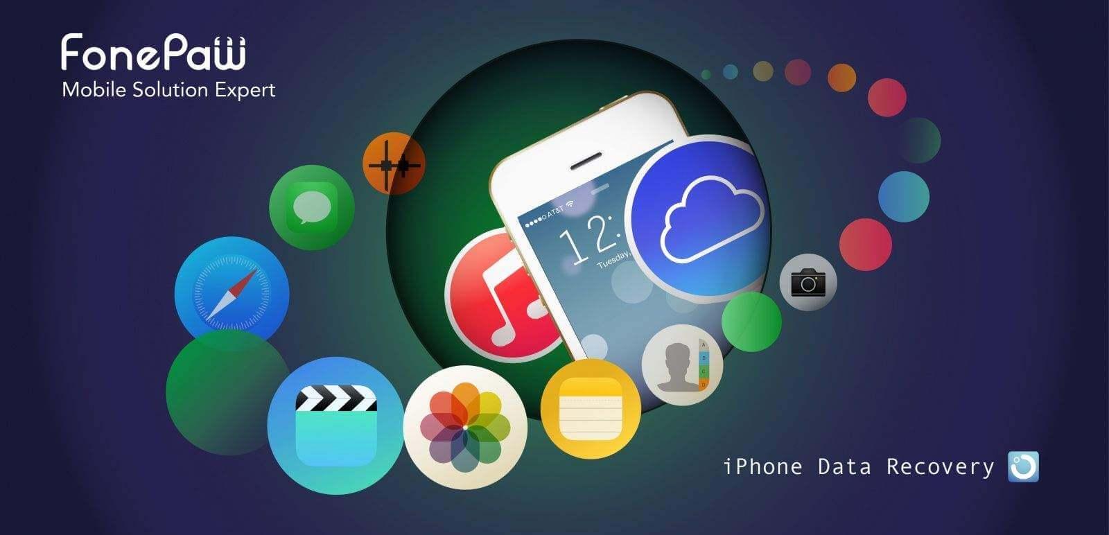 FonePaw IPhone Data Recovery Keygen