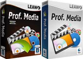 Leawo Prof. Media with Serial Key