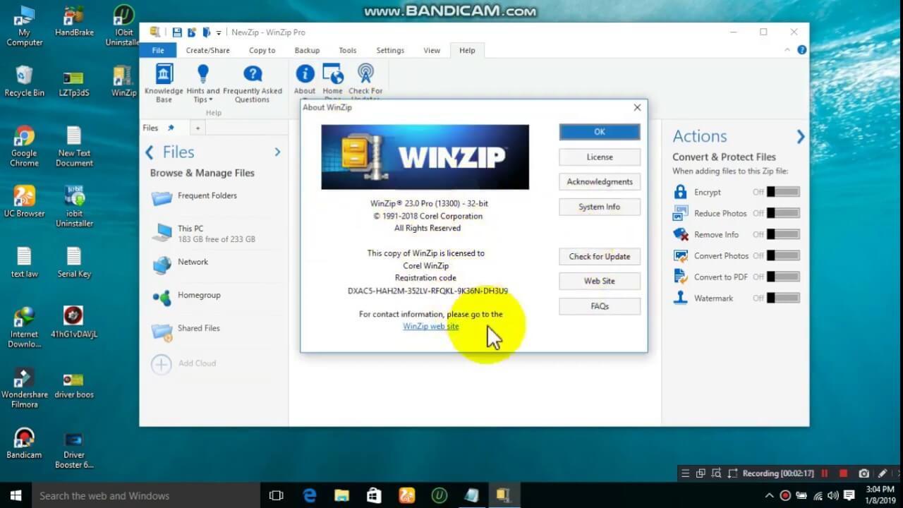 WinZip Pro 25.0.14273 Crack Activation Code [2021]