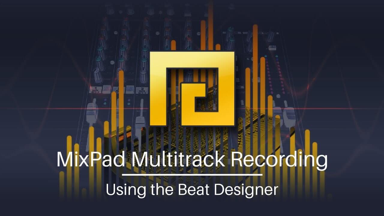 NCH's MixPad Free