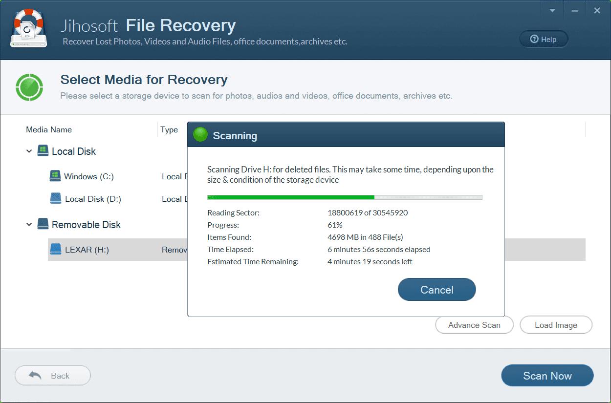 Jihosoft File Recovery Product Key