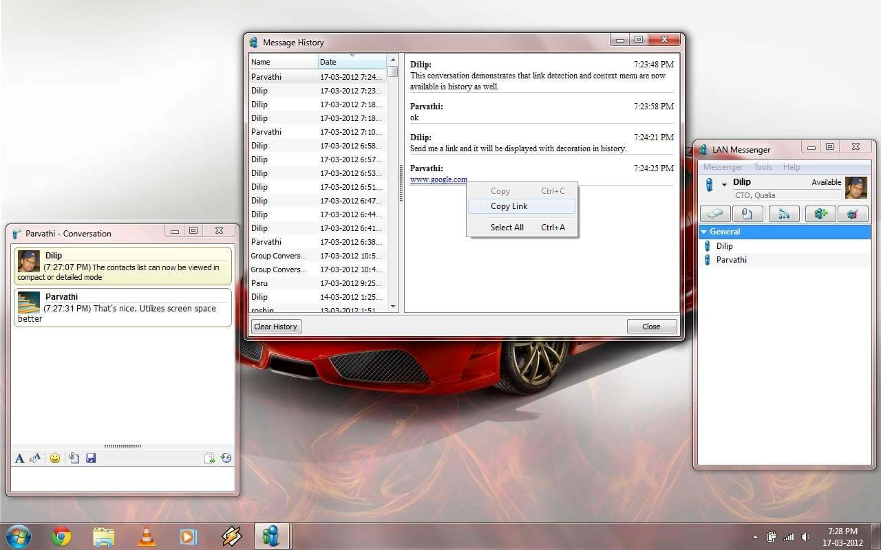 Softros LAN Messenger License Key