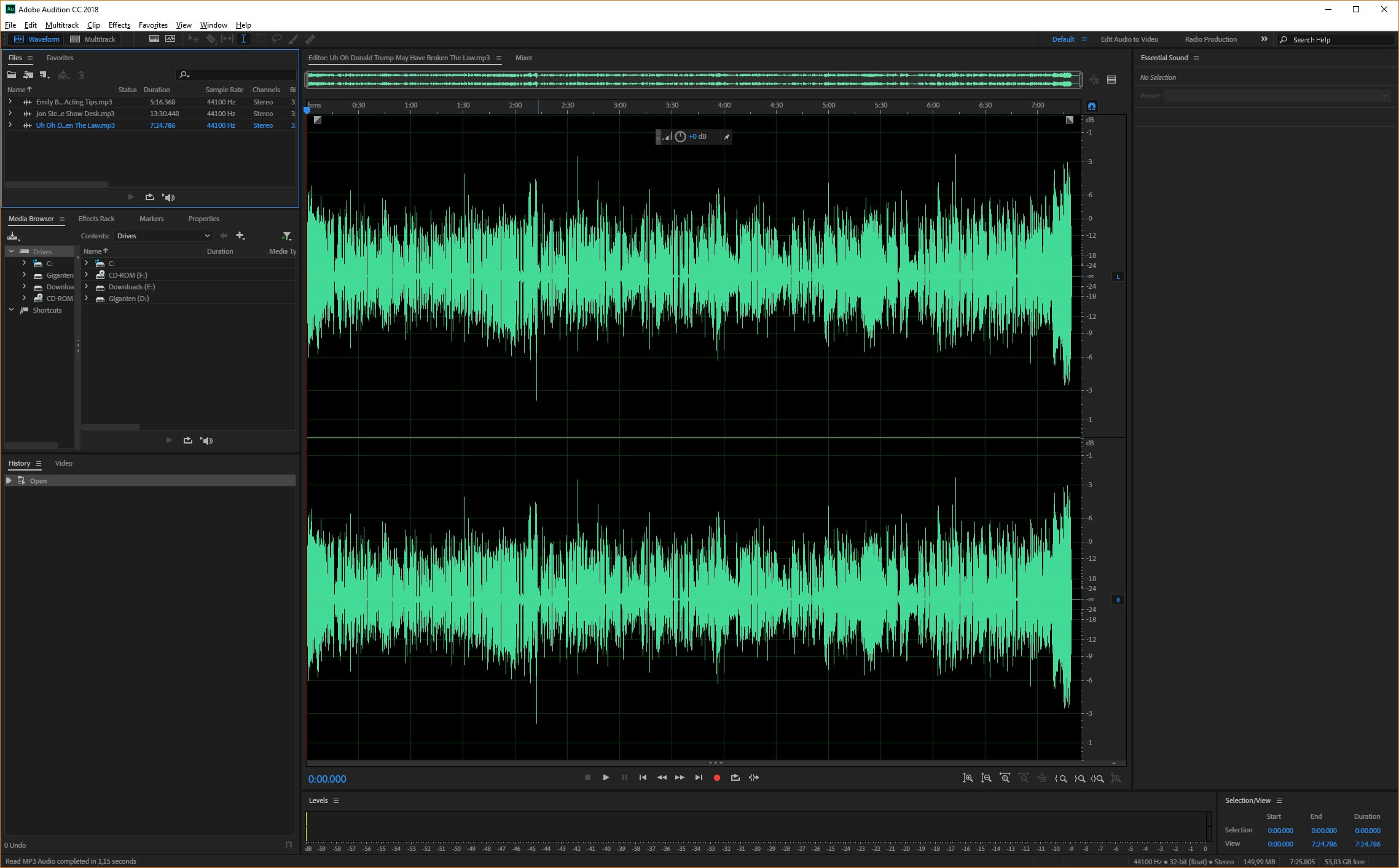 The Adobe Audition Patch