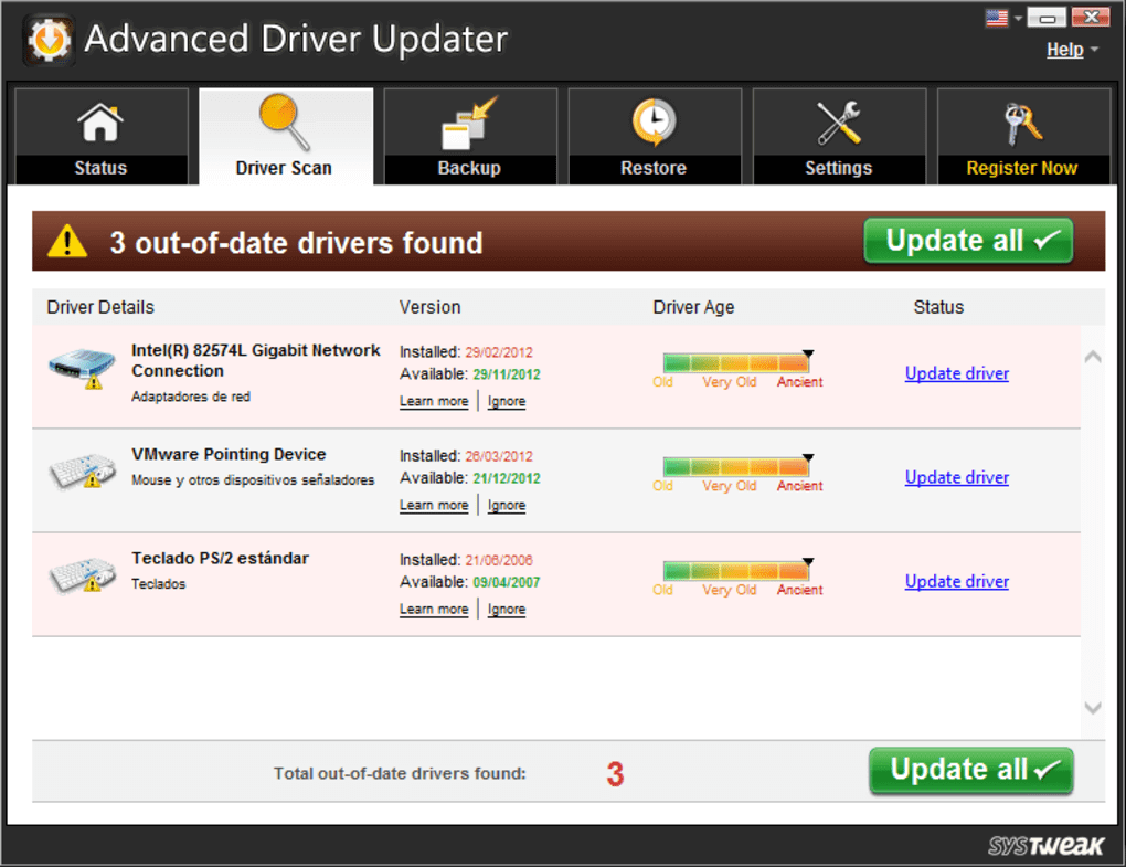 Advanced Driver Updater Keygen