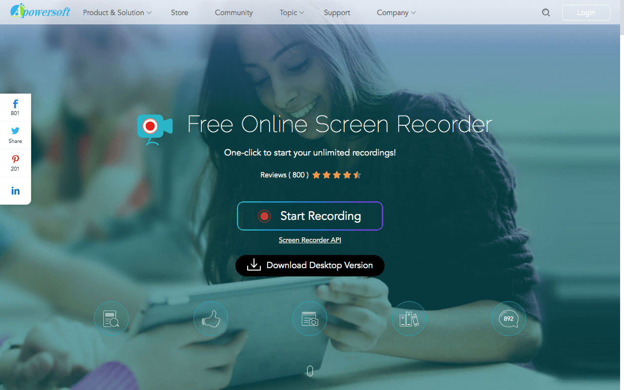 Apowersoft Screen Recorder Pro Activation Code