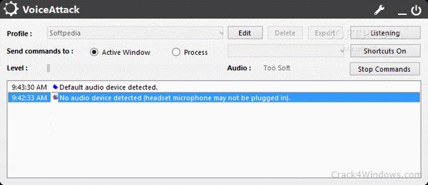 VoiceAttack 1.8.7 Crack Serial + Registration Key [2021]
