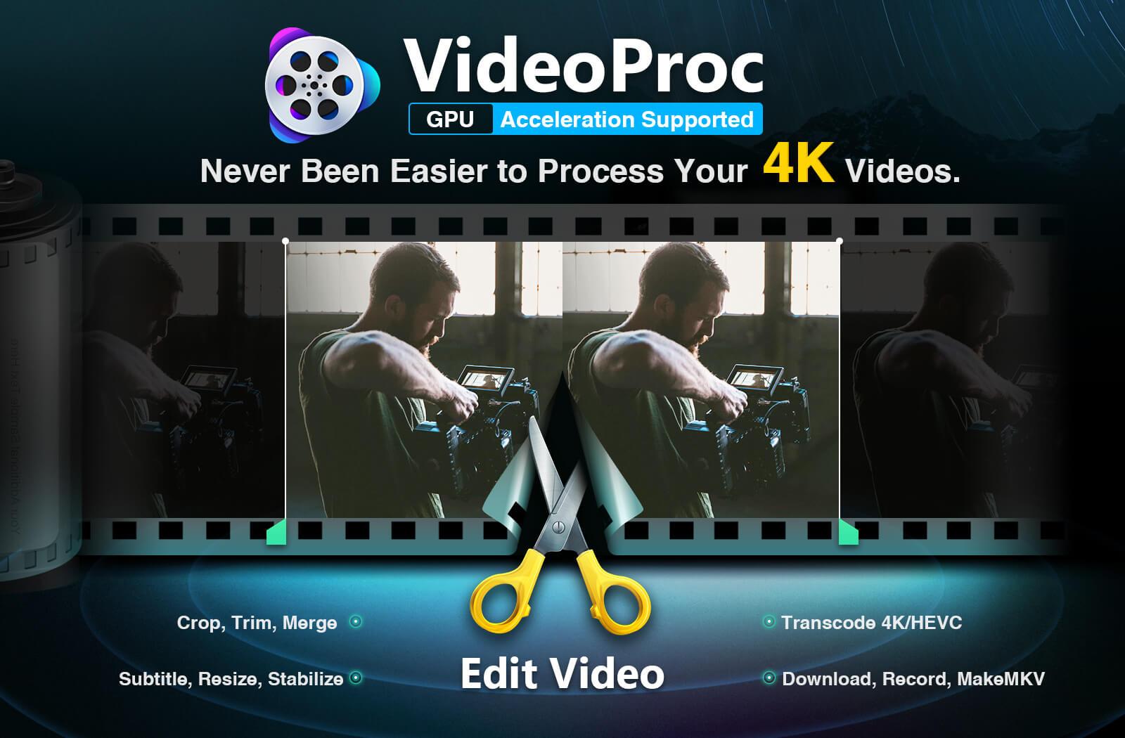 VideoProc Activation Code