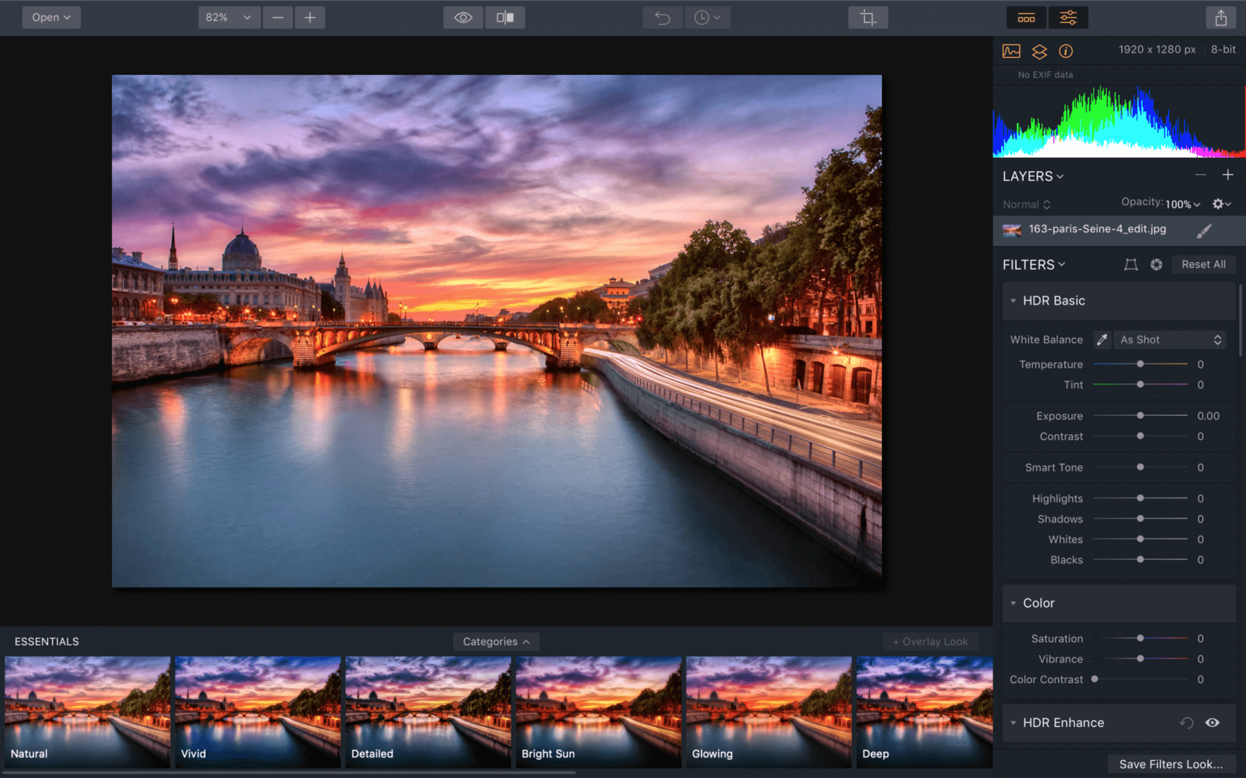 The Aurora HDR Patch