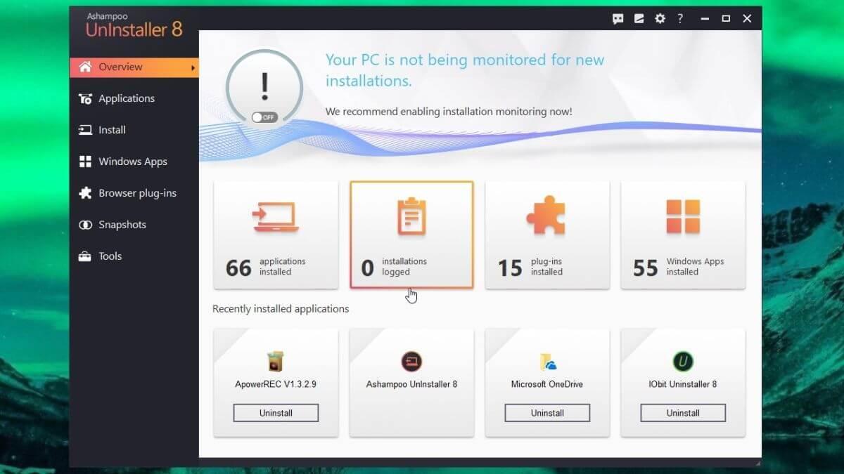 Ashampoo Uninstaller 8 Activation Code